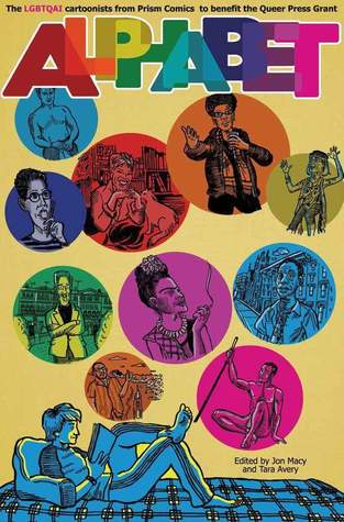 ALPHABET anthology queer and trans comics