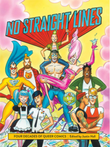 No Straight Lines Fantagraphics LGBTQ comics