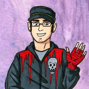 Dylan Edwards comic artist