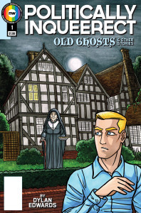 Politically InQueerect Old Ghosts final cover