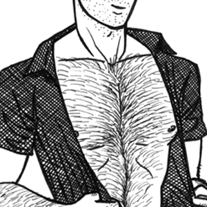 Politically InQueerect Todd hairy chest