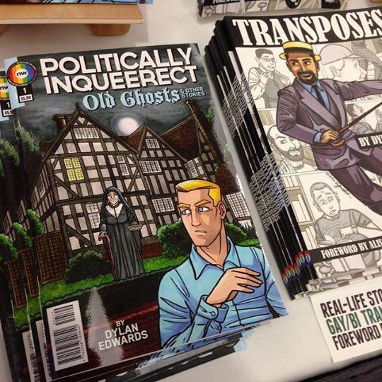 queer comics politically inqueerect transposes