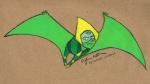 Steven Universe fan art Peridot