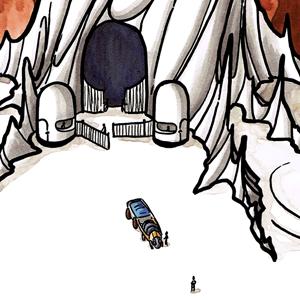Valley of the Silk Sky lgbtqia YA webcomic