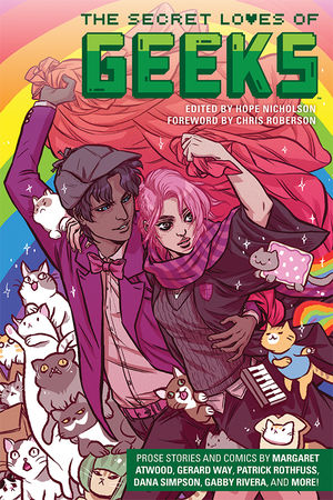 Secret Loves of Geeks Dark Horse Anthology