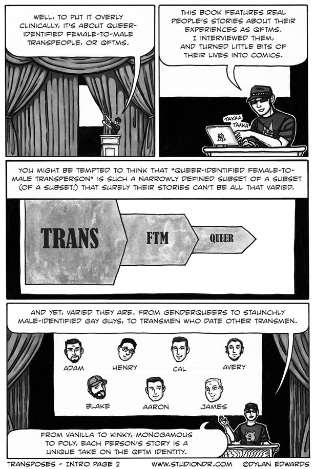 Transposes introduction