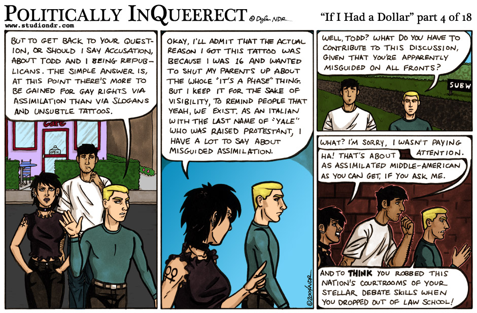 Politically InQueerect