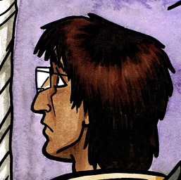 Valley of the Silk Sky queer YA sci-fi webcomic