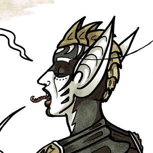Valley of the Silk Sky lgbtqia YA sci-fi webcomic