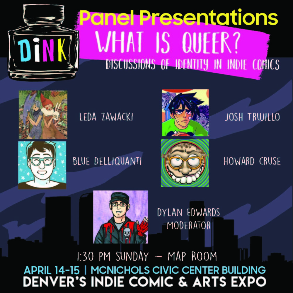 DiNK 2018 panel What is Queer