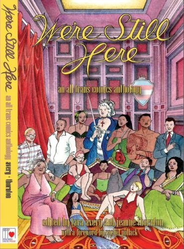 We're Still Here all-transgender comics anthology