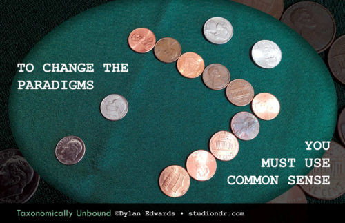 Taxonomically UnBound - Paradigms