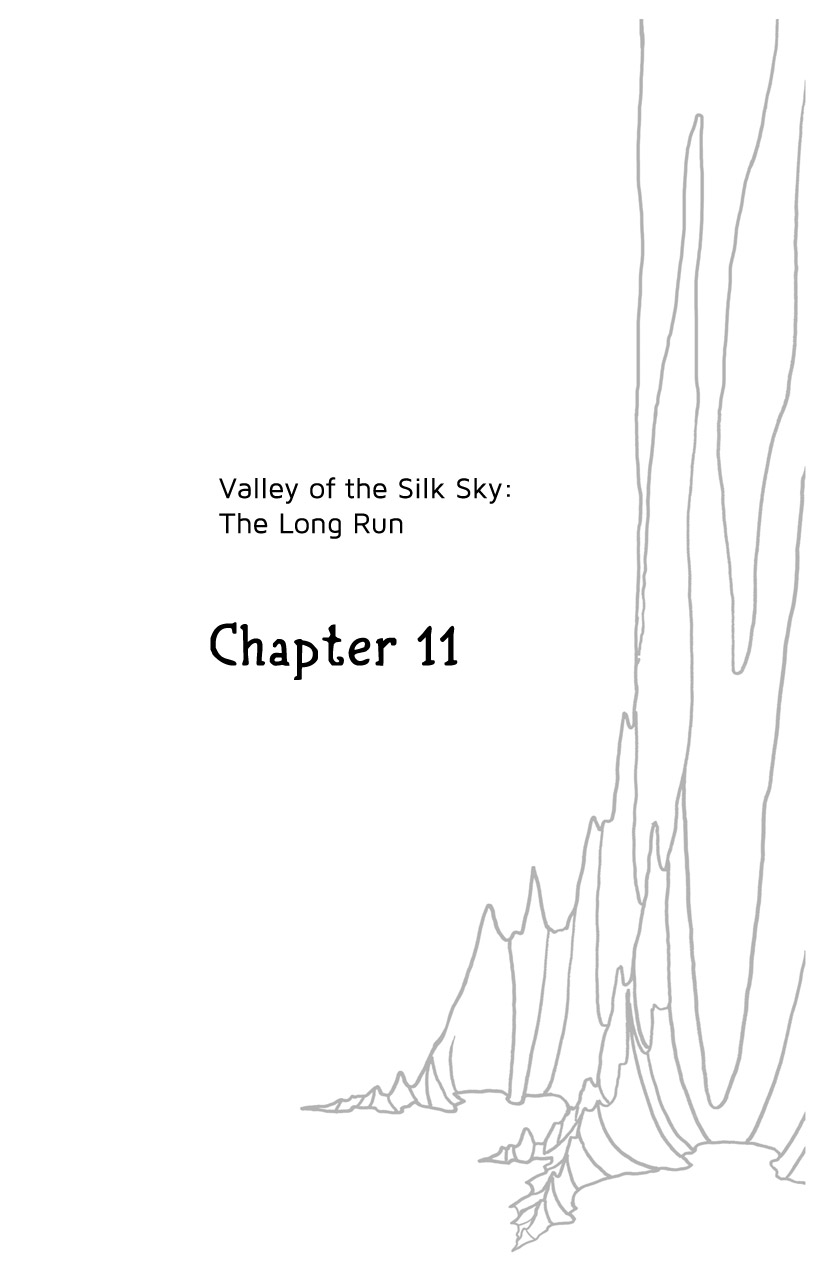 Valley of the Silk Sky